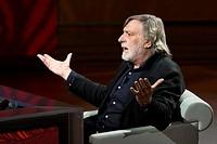 09 04 2011  Milan, ´Che tempo che fa´ telecast RAI 3  Gino Strada