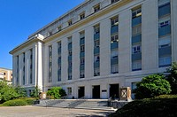 Wade Hampton State Office Building Columbia South Carolina SC Capital City
