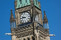 Peace Tower, Parliament Buildings, Parliament Hill, Ottawa, Ontario, Canada