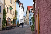 F&#252;ssen, Bavaria, Germany