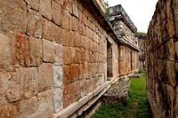 Palace of Labna, Mayan ruins, Labna, Yucatan, Mexico, North America