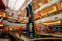 Westgate Mall in Nairobi, Kenya