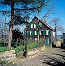 Germany, Wetter Ruhr, Ruhr, Ruhr area, Westphalia, North Rhine-Westphalia, NRW, D-Wetter-Alt Wetter, settlement ´Freiheit´, historic town centre, Midd...