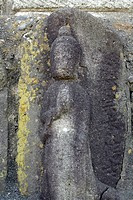 Sekibutu, stone Buddha, late Edo period