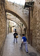 Old City, Jerusalem, Israel.