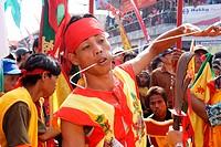 Chinese New Year CapGoMeh Festival, Singkawang, Kalimantan, Indonesia, Borneo