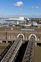 London International Cruise Terminal, Port of Tilbury, Essex, England, United Kingdom, Europe