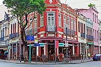 Cafes,bar,restaurant Lapa,Rio de Janeiro,Brazil