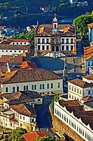Ouro Preto,Colonial town, Minas Gerais, Brazil