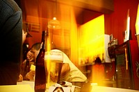 Bar, drink, people, Brazil
