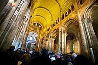 Sé cathedral, Alfama district, Lisbon, Portugal