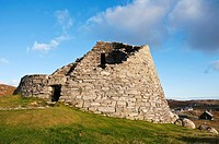 Dun Carloway Broch, Carloway, Isle of Lewis, Scotland