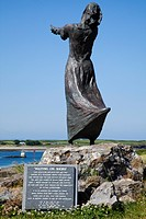 Waiting On Shore´ Monument, Rosses Point, County Sligo, Ireland