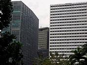 Building, Center, City, Rio de Janeiro, Brazil