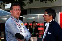 Mario Isola, Giancarlo Bruno, Australian Grand Prix, Melbourne, Australia
