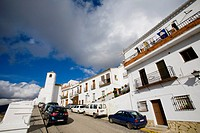 Photograph of a village in Andalusia Spain