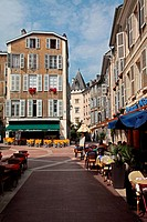 HISTORIC CENTER OF THE CITY OF PAU, BIRTHPLACE OF KING HENRI IV, PYRENEES ATLANTIQUES 64, AQUITAINE, FRANCE
