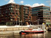 Moderne Gebäude Hafencitiy,Hamburg