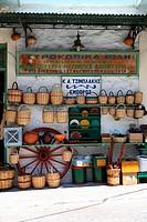 Greece, Cyclades, Naxos, regional product