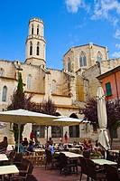 Sant Pere Church, Figueres, Alt Empordá, Costa Brava, Girona Province, Catalonia, Spain.