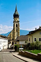 Italy, Bolzano, church