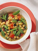 Chick Peas_Vegetable Stew