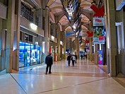 Paris, France, Le Forum des halles Shopping Center, inside