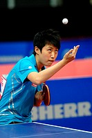 World Cup Table Tennis - Rotterdam Guo Yue CHN womens singles