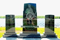 Fishermen´s Memorial, Shelburne, Nova Scotia, Canada