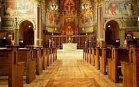 Cathedral of the Madeleine Salt Lake City Utah, USA