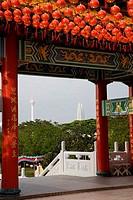 Asia Malaysia Kuala Lumpur Thean Hou Temple