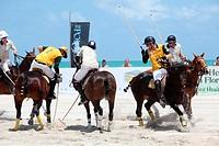 Miami Beach Polo Tournament 2011, Florida, USA