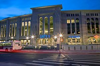 Photo of the new Yankee Stadium Photographed in the county of the Bronx, New York, USA