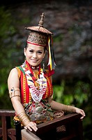 2011 Miss World Harvest Festival @Sarawak Cultural Village, Damai, Sarawak, Malaysia