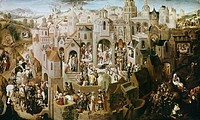 The Passion Of Christ Hans Memling ca.1433_1494 Netherlandish