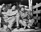 Bud Abbott 1898_1974, Lou Costello 1908_1959, Comedic Team