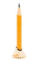 Pencil rocket