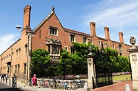 Magdalene College, Cambridge, England, UK