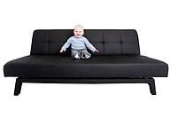 Baby on a Modern Sofa