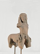 Statue of a centaur _ Vulci, by Unknown, 6th Century, sculpture