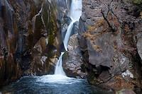 Sengataki Falls of Shosenkyo