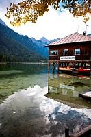 Lago di Dobiacco