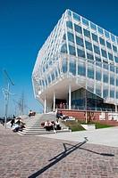 Hamburg, Germany, Hafencity