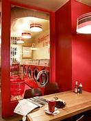 Laundromat Café