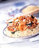 Mutton Couscous