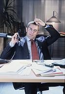 manager in ufficio