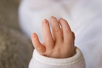 Baby´s hand