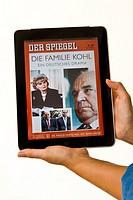 Ipad, Der Spiegel