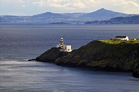 The Old Baily Lighthouse, Howth, Co. Dublin, Ireland