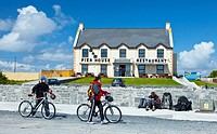 Kilronan Village  Inishmore Island, Aran Islands, Galway County, West Ireland, Europe.